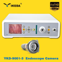 YKD-9001-3 1080 Full HD Endoscope camera with built-in 80W LED light source