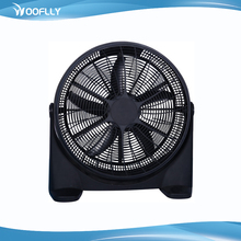 Good Quality black cooler timer 12 inch box fan