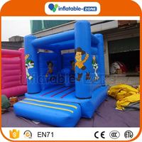 2016 Promotion adult bounce house jumping bounce house