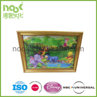 Factory Supply 3D Lenticular Picture