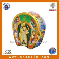 Direcrt factory sale antique wholesale chinese tea tins for packaging
