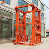 used hydraulic cargo elevator/Warehouse cargo lift for sale