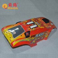 Factory sale plastic RC car body shell for 1 10 rc car
