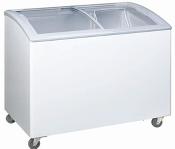 Xs 328y Sliding Glass Door Deep Freezer Buy Deep Freezer