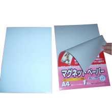 magnetic printer paper