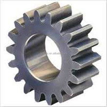Professional custom steel large gear, metal gear wheel