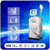 Hot new products for 2016 AFT SHR skin lifting ipl+rf salon machine