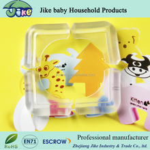 L shape corner cover PVC Transparent Plastic corver cushion for baby safety products