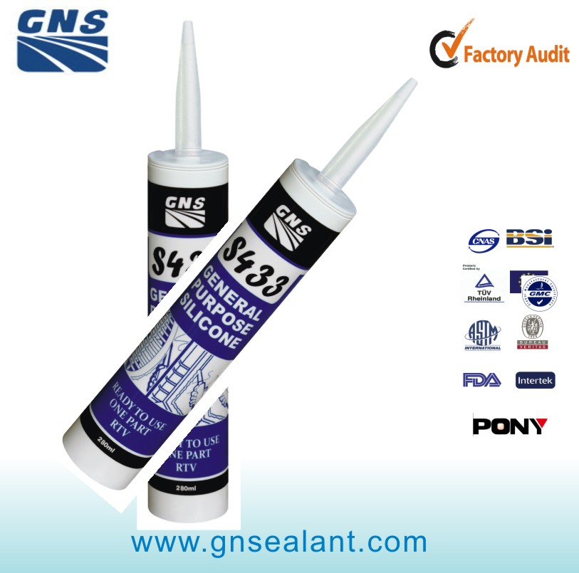 Two Parts Pure Liquid Sealing Silicone Sealant