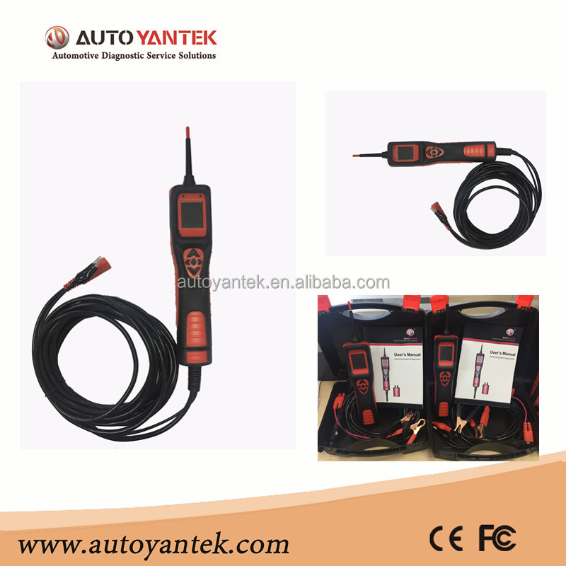 YANTEK 100% Original Professional Auto Diagnostics Scan Tools Laptop Car Diagnostic Scanner Auto Diagnose Test Tool for Cars