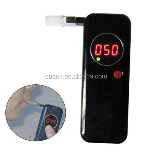 OBK-T06 easy use police breath alcohol tester