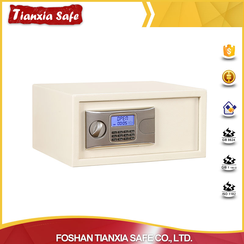 Low price electronic combination lock filing cabinet hotel safe with CE certificate
