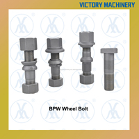 Phosphate 10 9 Wheel Bolt And