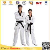 100% cotton colored karate gi taekwondo uniform,custom embroidery patches bjj gi, kimono uniform