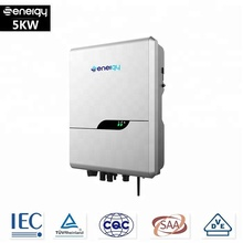 220V PV Inverter for Home On-Grid Solar Inverter 5kw