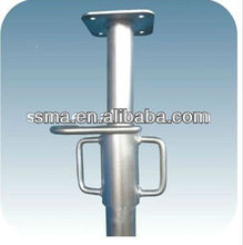 Construction support scaffolding system steel telescopic prop jack