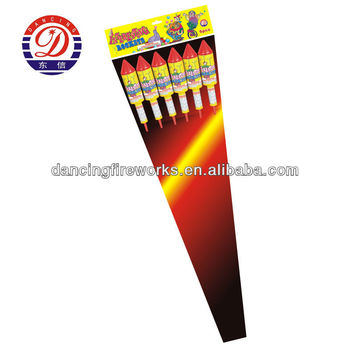 Chinese Rockets Fireworks for Sale