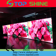 TS HD smd led display indoor/ p3 p4 p5 p6 led display modules/ video outdoor smd led billboard p4