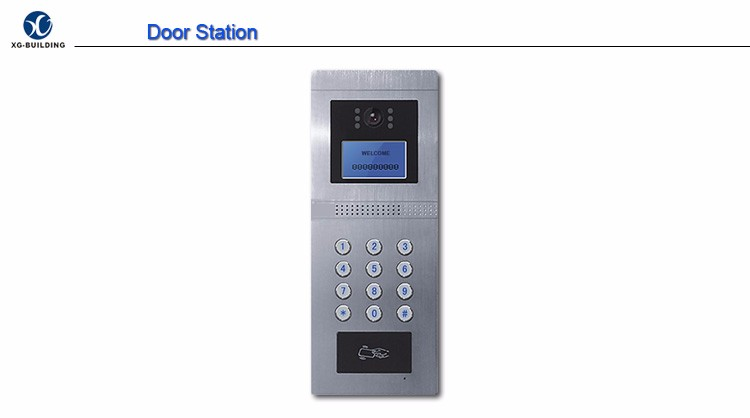 Resident Color Video Door Phone