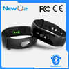 New Hot Selling Ce Rohs Remote Incoming Call Vibrate Alert Bluetooth Vibrating Notification Programmable Smart Bracelet Watch