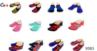 custom inflatable water sock shoes yoga shoes