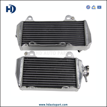 All Aluminum Motorcycle Suzuki Radiator for RMZ450