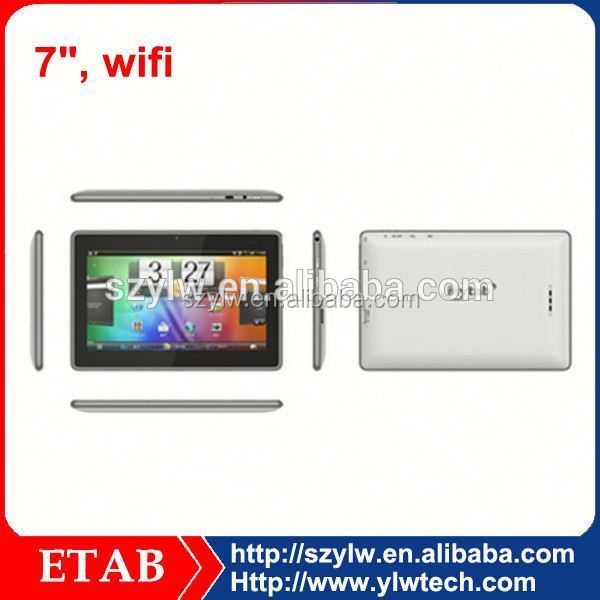 china no brand single core tablet pc with printer