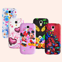 New Hot Printed Silicon Case For Samsung Galaxy S4 Case