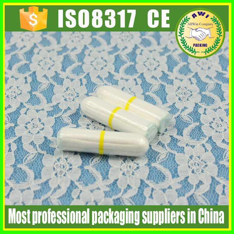 New organic manufacturers wholesale tampons