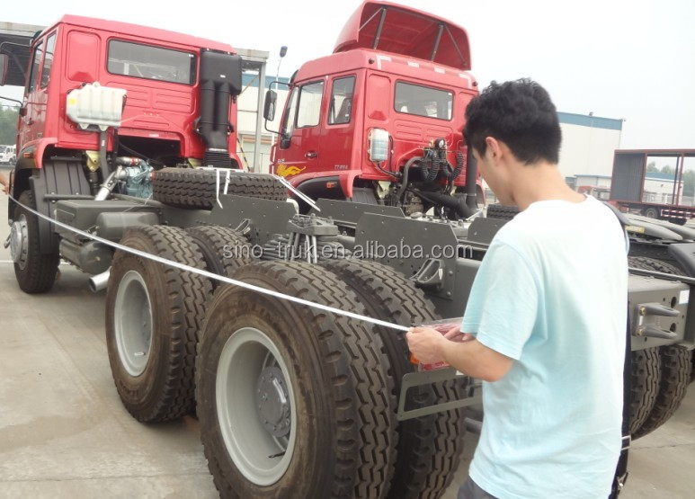 China made SINO SWZ 6x4 18.63m3 dump truck
