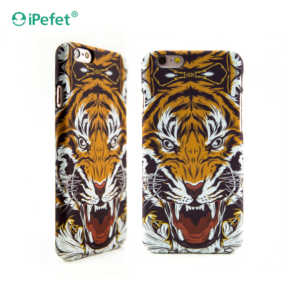 Water Transfer Printing 3D Sublimation Mobile Phone Case for iPhone 7