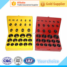 382 pieces 30 size NBR O Ring kits for Excavator with factory price