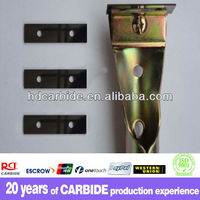 woodworking tungsten carbide scraper blade, tungsten carbide knife blade