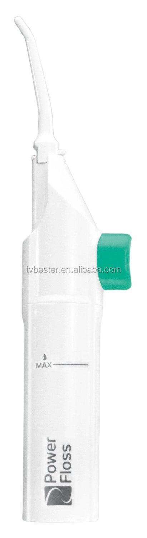 power floss water flosser pick oral irrigator for quick and easy dental health hygiene buy. Black Bedroom Furniture Sets. Home Design Ideas