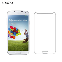 Tempered Glass Screen Protector For Samsung Galaxy S4 i9500 Screen Protector Flim For Samsung S4 i9500 Mobile Phone