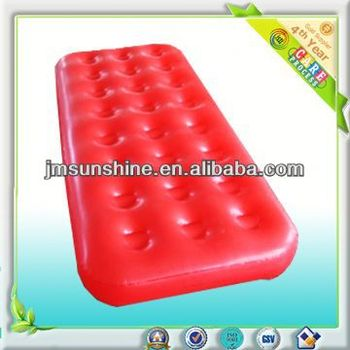 one person inflatable air bed