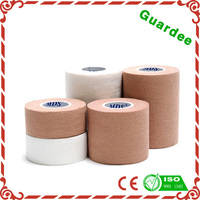 China Cotton Medical Elastic Zinc Oxide Flexible Adhesive Stretch Tape