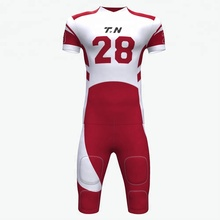 Custom high quality 2018 style china manufacture amrican football jersey
