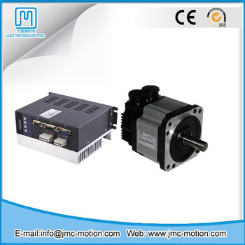 Low Price Of Ac Servo Motor 220v High Solution Cnc