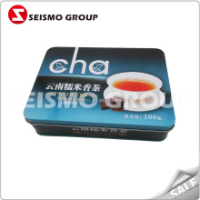 breath mint tin box mini tea tin box