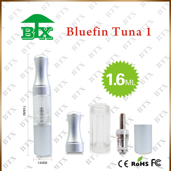Graceful shape factory price btx bt1 e cigarette bottom button vaporizer mod