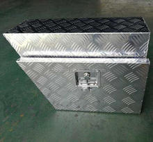 Aluminum Underbody truck tool boxes Ute Trailer under Tray Toolbox BH-X60S