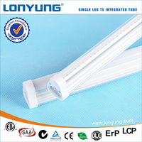 600MM Single LED T 5 Integrated Light tube5 CE RoHS TUV ETL t5 bracket lamp