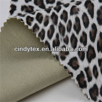 0 6mm Leopard Print White Imitation