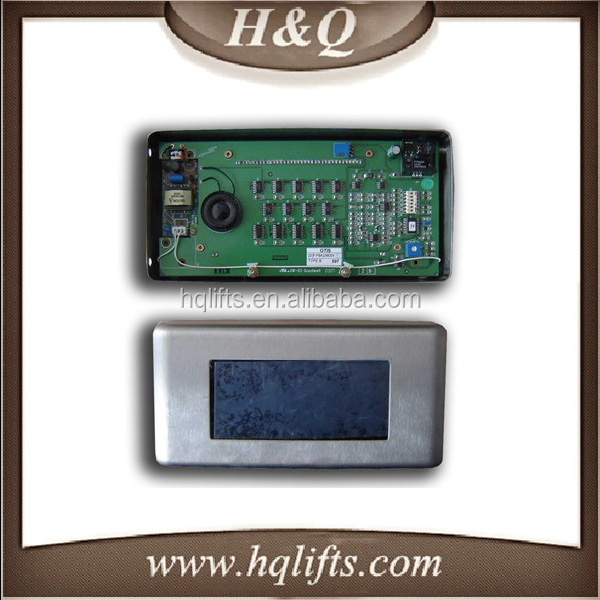 HQ Elevator Display Boards MCS-220 F-FBA23600VA