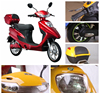 Powerful pedals moped cool chopper motorcycle 500w scooter motorcycle for sales