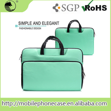 Soft PU Leather Laptop Bags Wholesale With Several Pockets For Apple Macbook 12/Air 11-13/Pro 13