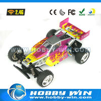 2013 New product nitro gas car 4 WD High-speed racer car Buggy