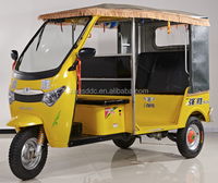 1500W Battery operated tricycle electric rickshaw tuk tuk for sale