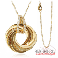 Necklace Jewelry Gold Necklace 6-0590-9150